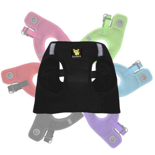 EcoBarks Rapid Fastener Comfort Adjustable Harness