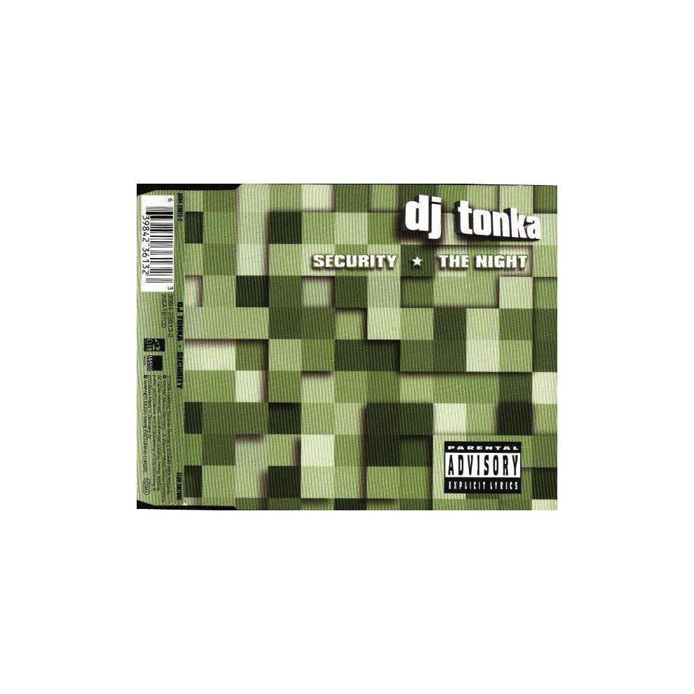 Security - DJ Tonka CDS