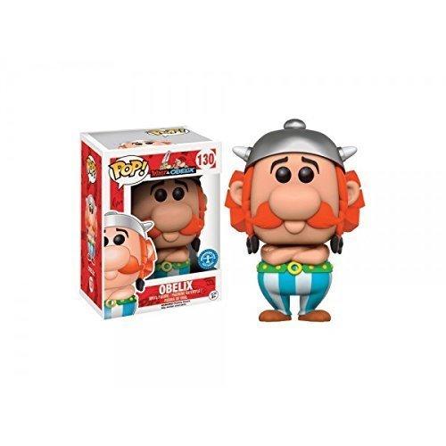 Funko - Figurine Asterix Et Obelix - Obelix Pop 10cm