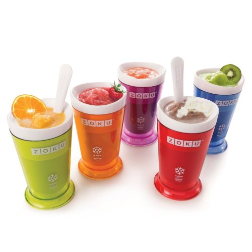 Zoku Slush & Shake Maker | Frozen Drink Making Kit