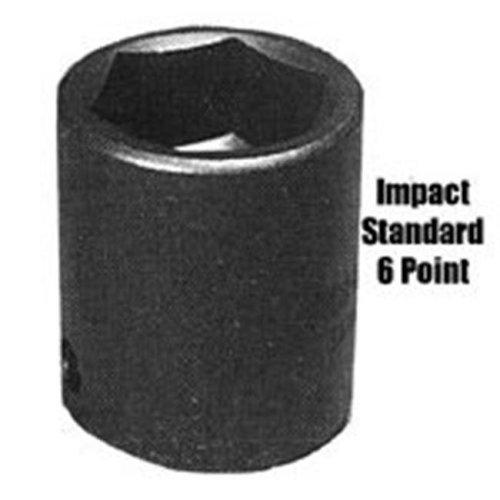 Sunex SUN474 3/4 Inch Drive 6 Point Impact Socket - 2-5/16 Inch