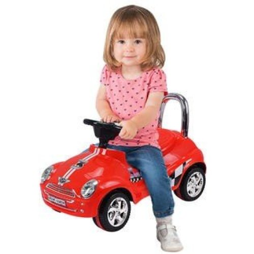 Gymax Kids Ride On Push Car Gliding Scooter Toddler with Sound & Light Christmas Gift