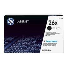 HP CF226X (26X) Toner black, 9K pages