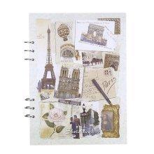 110g Sketch Paper Loose Binder Paper Drawing Paper Blank 21.5x29.3cm Art Paper,A