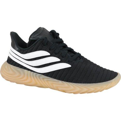 adidas Sobakov AQ1135 Mens Black sneakers
