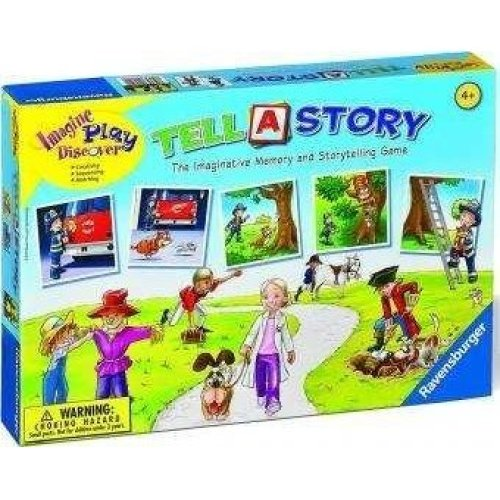 Ravensburger Tell A Story Childrens Game