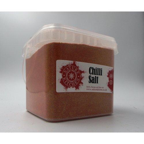 CHILLI SALT - LARGE SPICE TUB