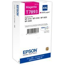 Epson C13T789340 (T7893) Ink cartridge magenta, 4K pages, 34ml