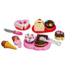 Emulate Kids' Play Kitchen Cakes Funny Children's Cooking Kits Desserts