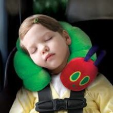 Very Hungry Caterpillar Neck Roll