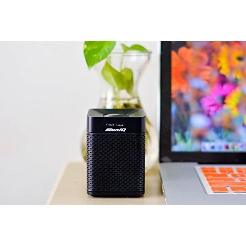Soniq USA SBT40 MegaQube Max Portable Bluetooth Speaker