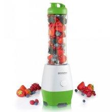 Severin Smoothie Maker Mix & Go Table-Top Blender Juicer & Drinking Bottle 600ml