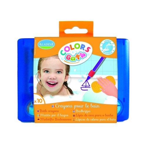 Aladine Bath crayons - 42032.