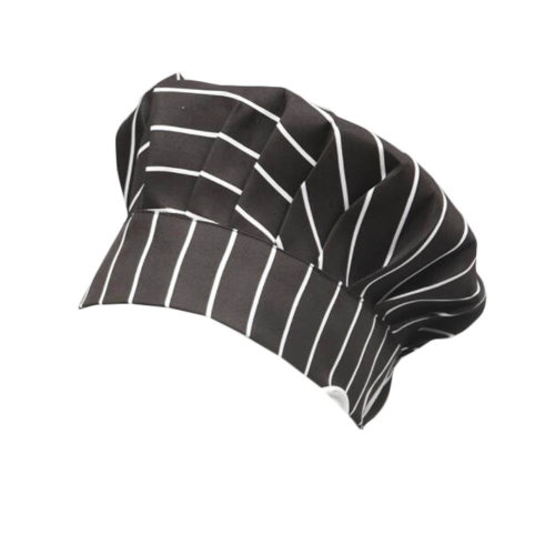 Adult Chef Hat with Elastic Band Baker Kitchen Cooking Chef Cap