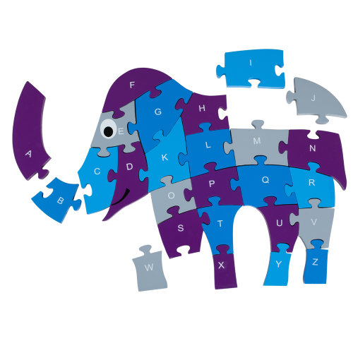 Buitenspeel Buitenspeel Floor Puzzle - Elephant
