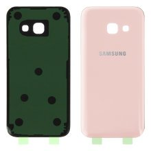 Housing part back cover, for Samsung Galaxy A3 2017 – Pink