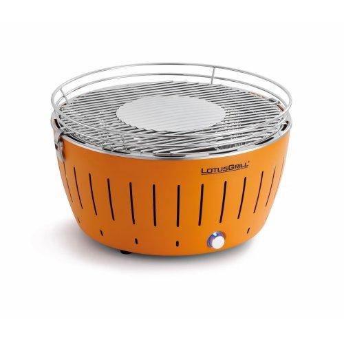 Lotusgrill Charcoal Grill Series 340, Mandarin, 35 x 26 x 23.4