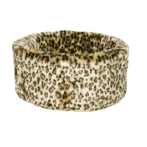 Danish Design Pet Products Animal Print Cosy Bed
