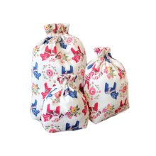 Travel Storage Bags Laundry Drawstring Ditty Bags Horse Pattern