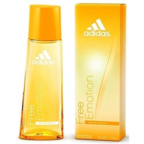 Adidas Free Emotion y Adidas for Women Eau-de-toilette Sray, 1.7 Ounce