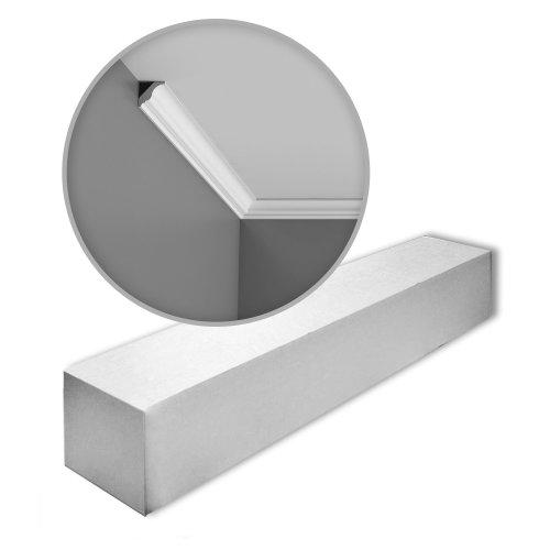 1 Box 36 pieces Cornices Mouldings 72 m Orac Decor CX154 AXXENT