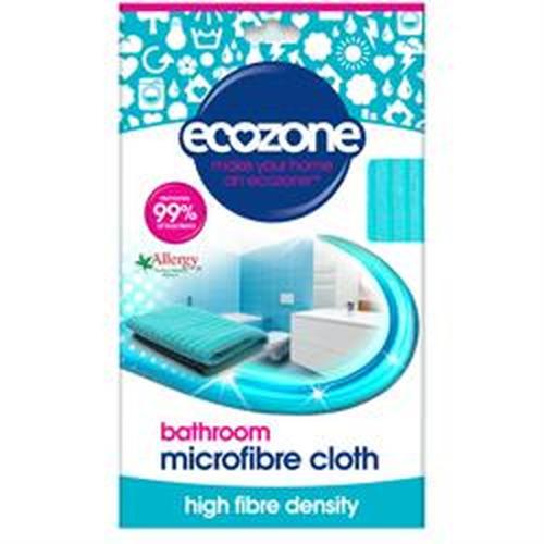 Ecozone Microfibre Bathroom Cloth 80g (order 40 for Trade Outer)
