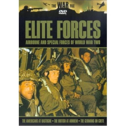 ELITE FORCES [DVD]
