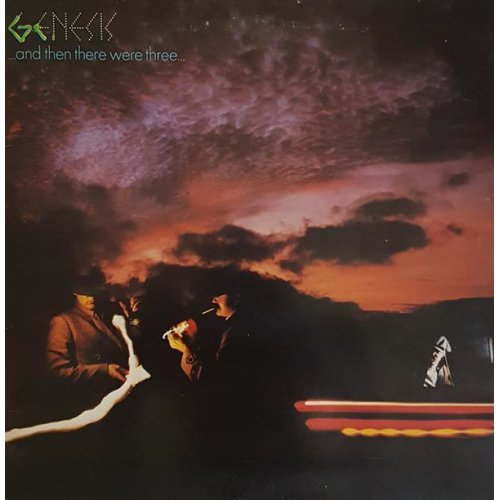 ...And Then There Were Three... (UK 1978) , Genesis