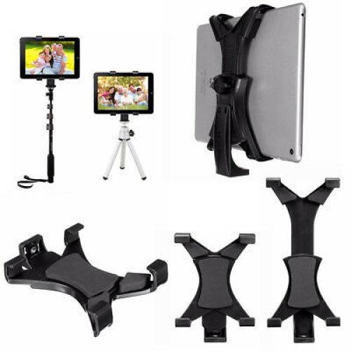 Tripod Mount Holder Bracket 1/4''Thread Adapter For 7''~10.1'' Tablet PC iPad UK