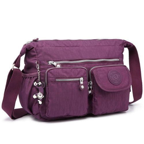 Miss LuLu Women Cross Body Messenger Shoulder Bag