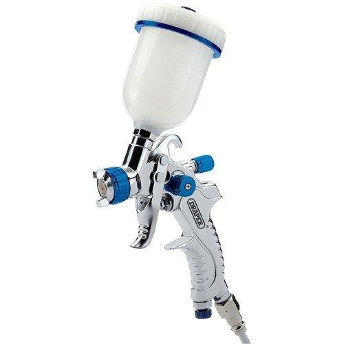 Draper 09708 100ml Gravity Feed HVLP Air Spray Gun