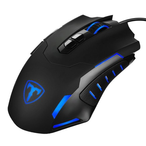 Gaming Mouse, [Newer Model]Pictek Computer Mouse, PC Mouse
