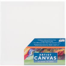 "Pro Art Stretched Artist Canvas-10""X10"""