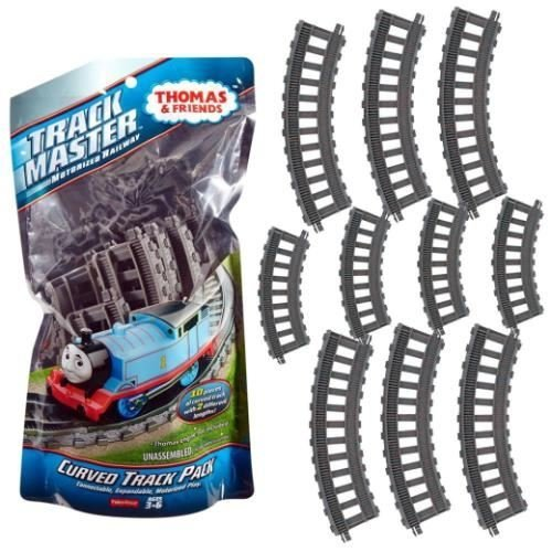 Trackmaster NEW Curved Track Pack
