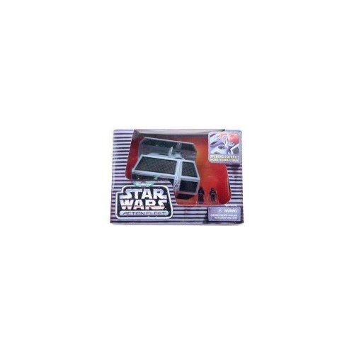 MicroMachines Action Fleet Darth Vader Tie Fighter