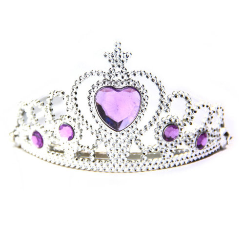 Novelty Tiaras Dress-Up Tiaras Tiara Crown Princess Great Party Tiaras ( I )