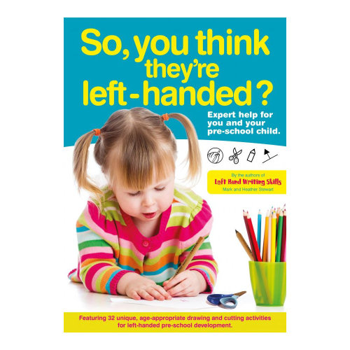 So You Think Theyre Left-Handed? Book