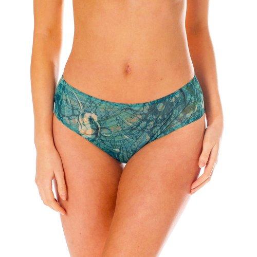 64482658e7 Kiniki Santorini Tan Through High Waisted Bikini Brief on OnBuy