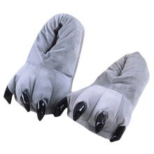 Lovely Dinosaur Claw Indoor Slippers Warm Cozy Fashion Slipper Best Baby Gift D