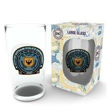 Dc Comics Gotham Police Pint Glass
