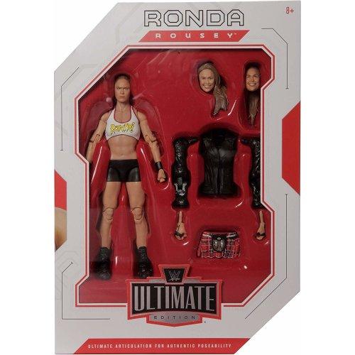 WWE Ultimate Figure- Ronda Rousey Figure