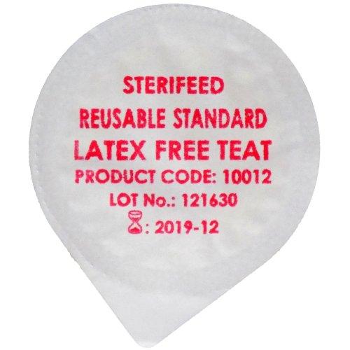 Sterifeed Standard Latex Free Sterile Teat x 10