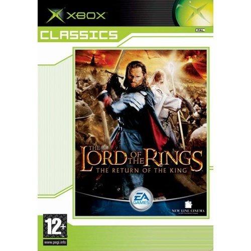 The Lord of the Rings - The Lord of the Rings: The Return of the King  (Xbox Classics)