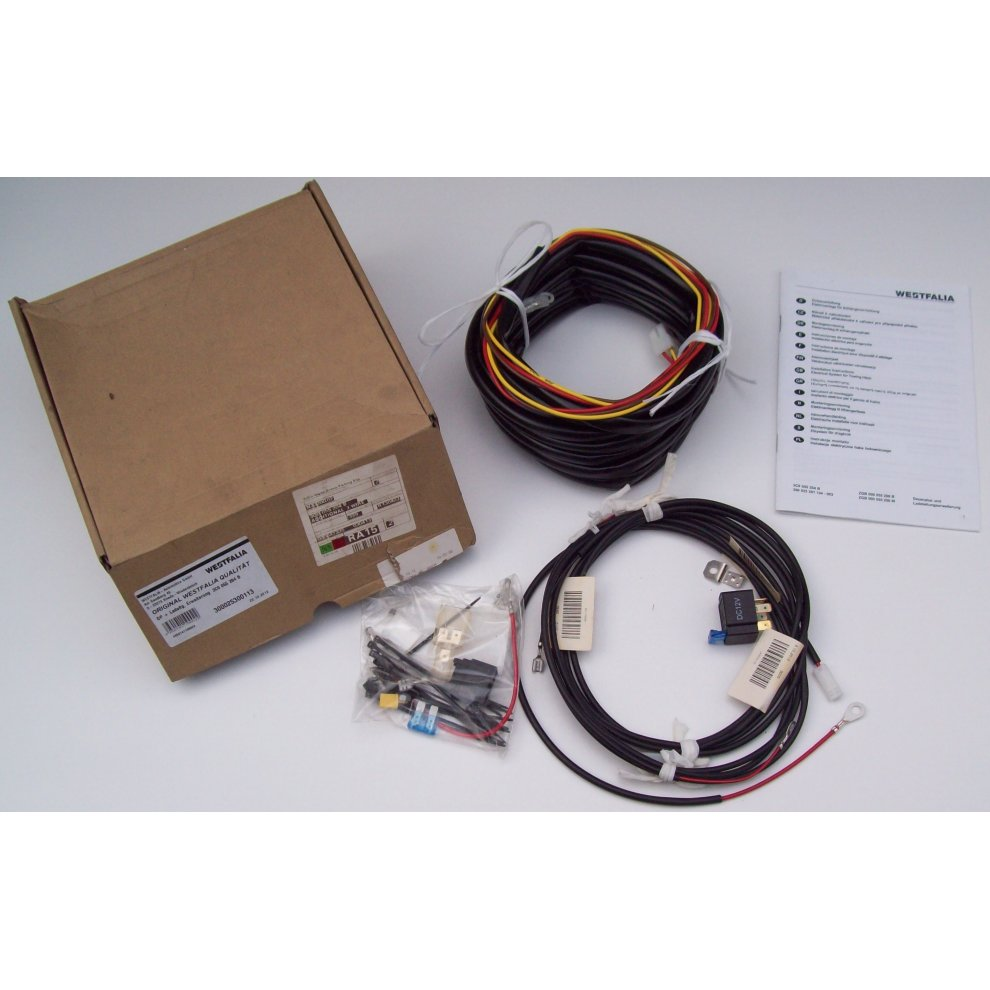 Peachy Vw Volkswagen Golf Towbar Electrics Wiring Loom Kit 3C0055204B 2013 Wiring Cloud Hisonuggs Outletorg