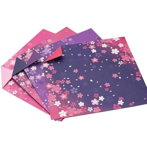 180 Sheets Colorful Square Origami Papers Craft Folding Papers #13