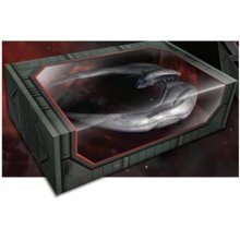 Battlestar Galactica Moebius Cylon Raider Assembled Model