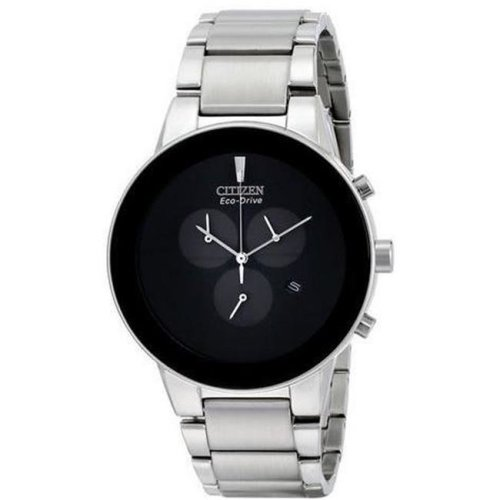 Citizen Eco-Drive Axiom Chronograph Mens Watch AT2240-51E