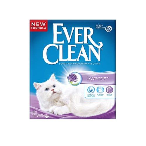 Ever Clean Cat Litter 10 Litre, Lavender