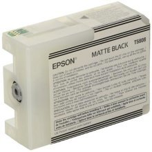 Epson Matte Ink Cartridge 80ml - Black