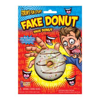 Bristol Novelty Fake Donut Joke